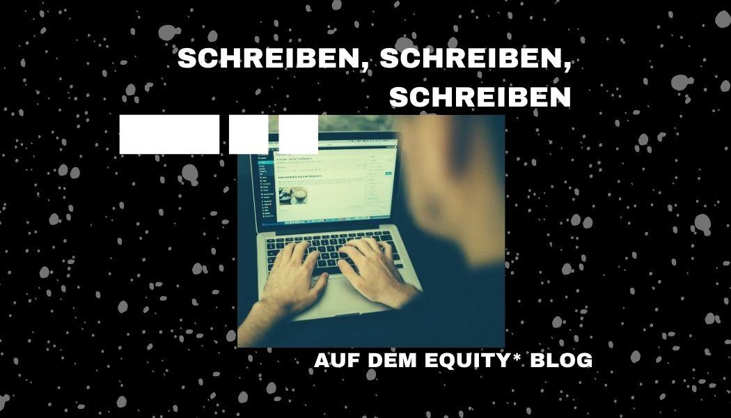 You are currently viewing Schreiben, Schreiben, Schreiben