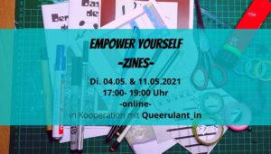 Read more about the article Empower yourself – Zines