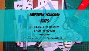 Empower Youself: Zine-Workshop (2)