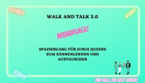 Read more about the article Walk and Talk 2.0