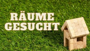 Read more about the article Räume gesucht!