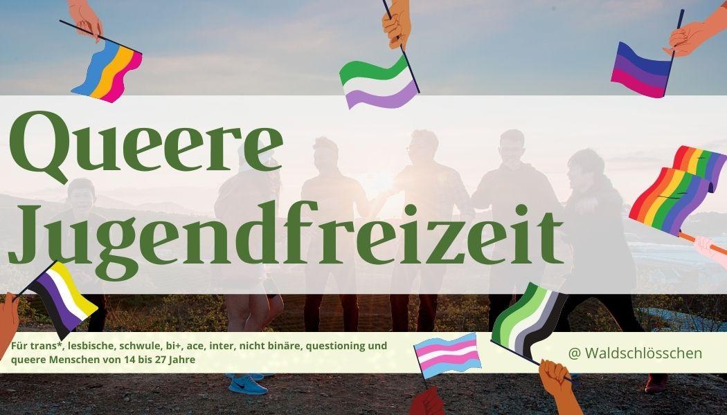 You are currently viewing Ferienfreizeit für LGBTQIA*