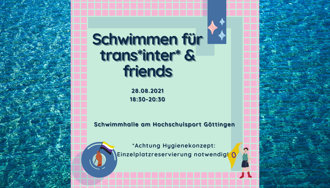 You are currently viewing Schwimmen für trans*, inter* & friends