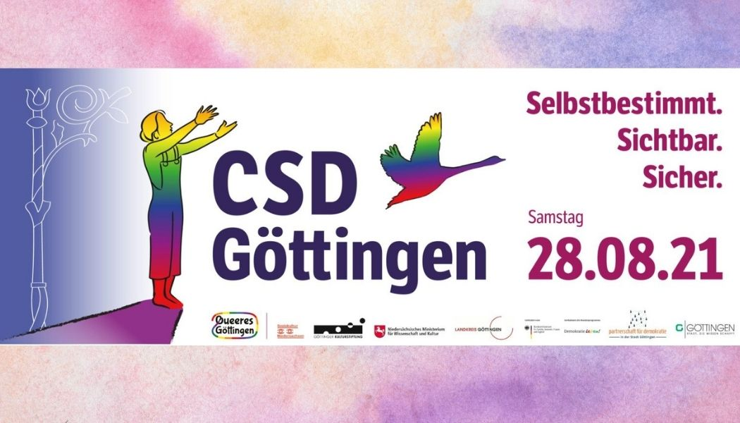 You are currently viewing CSD 2021 Göttingen